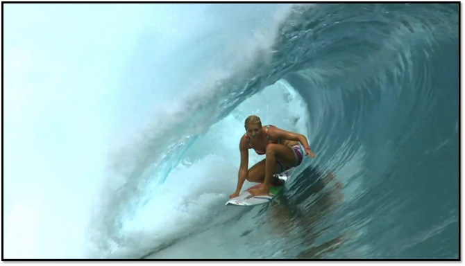 painful breasts surfing